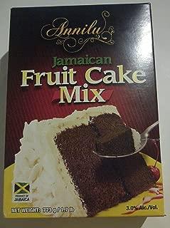 annilu cake mix