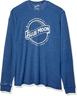Lucky Brand Men's Blue Moon Thermal Tee