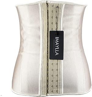 IMAYLLA Shapewear for Women Breathable Trimmer Belt Cincher Waist Trainer Underbust Shapewear Waist Girdle for Dress