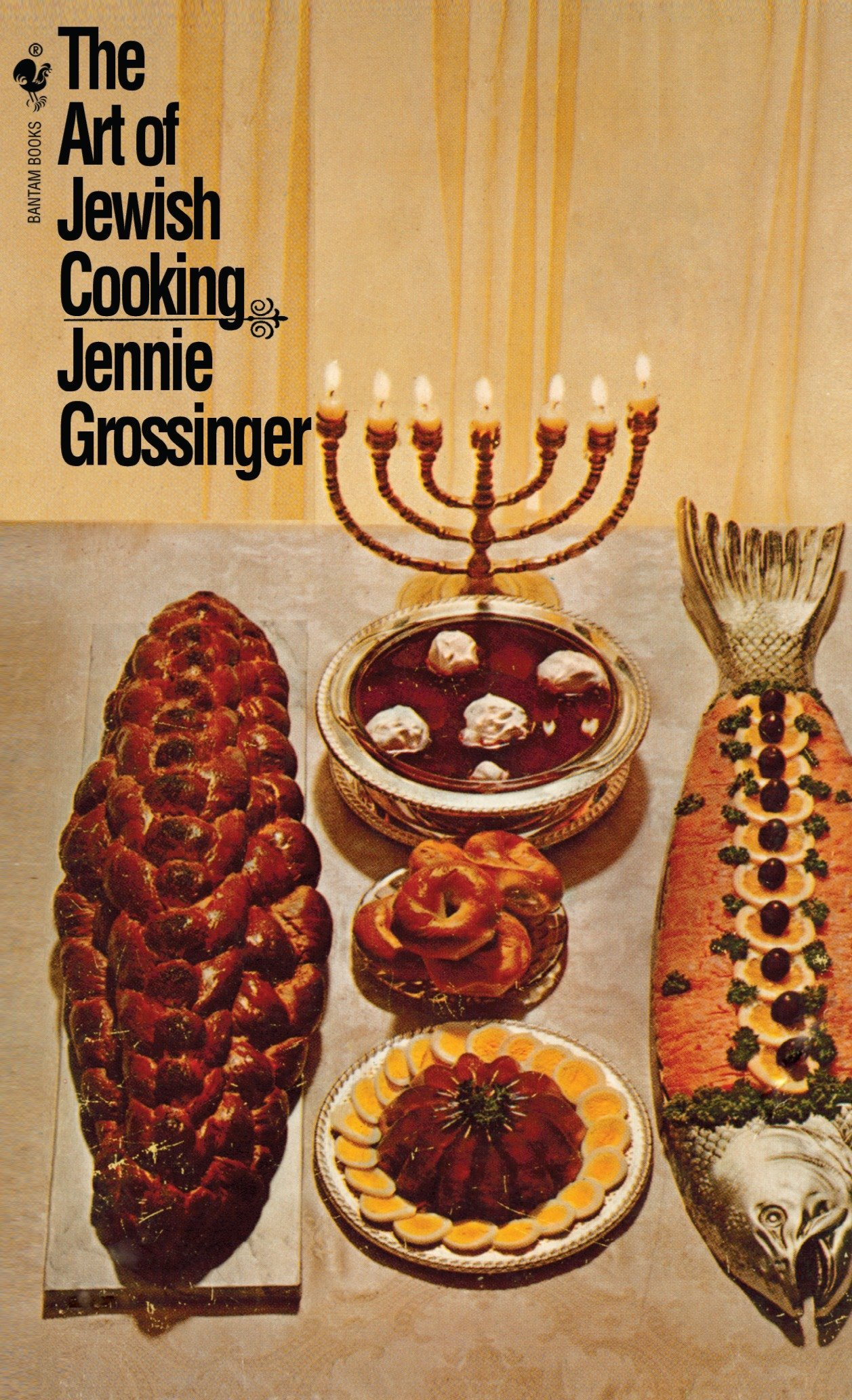 Download The Art Of Jewish Cooking: A Cookbook 
