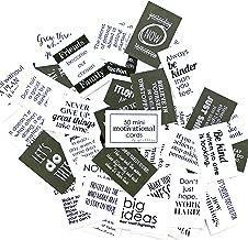 Sprinkled Joy Designer Lunchbox Motivational Notes Edition - 50 Inspirational Cards