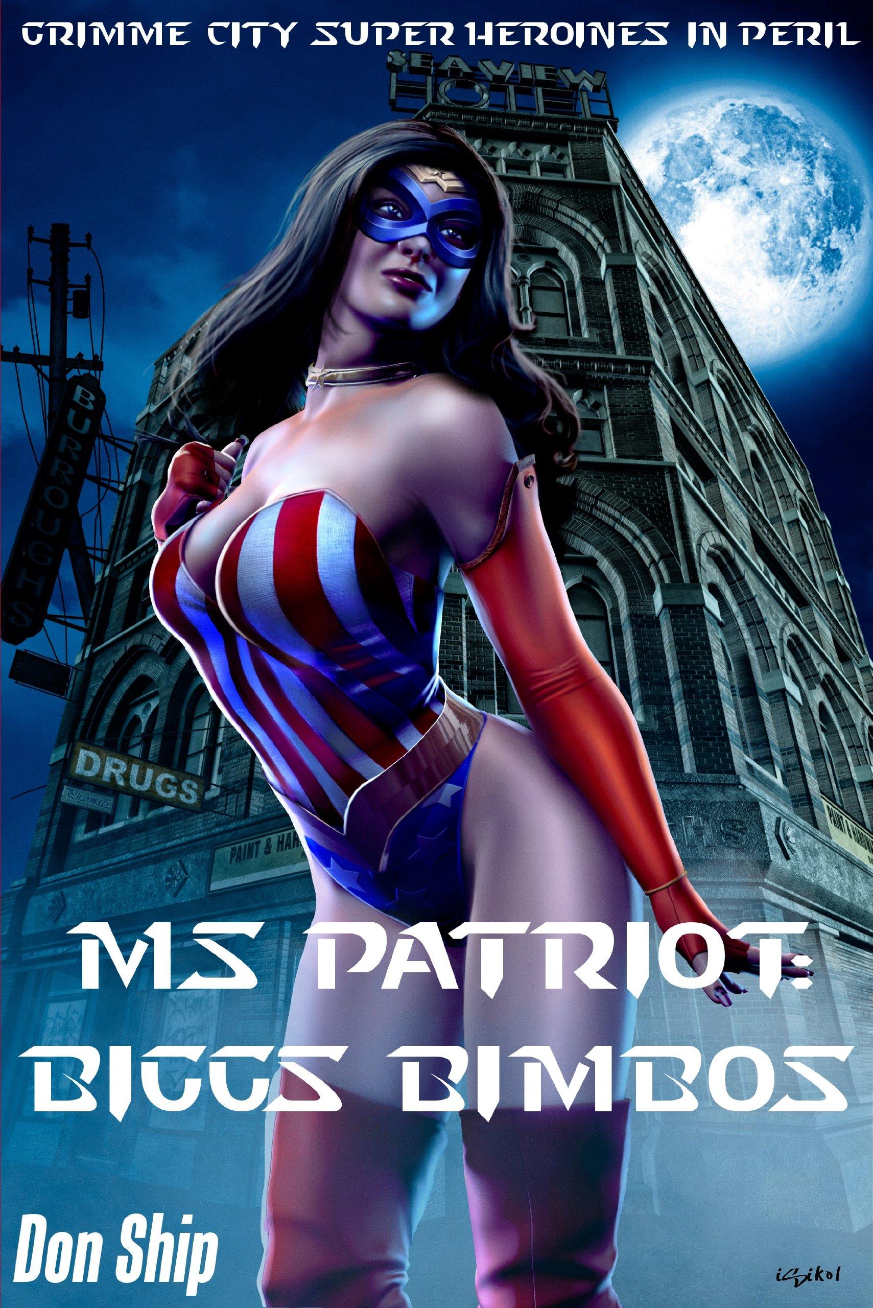 Peril superheroine in 🧡 Superheroine