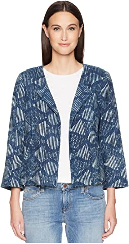 Eileen Fisher Roundneck Jacket