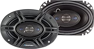 Blaupunkt 4 x 6-Inch 240W 4-Way Coaxial Car Audio Speaker, Set of 2 photo