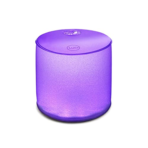 MPOWERD Luci Color Inflatable Solar Lantern