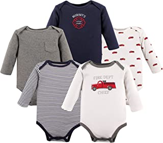 fire truck baby clothes