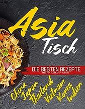 Asia Tisch: Asiatisches Kochbuch - Vegetarische Gerichte, as
