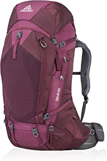 Gregory Mountain Products Women's Deva 60 Liter Backpack, Antigua Green, Extra Small