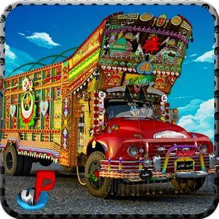 PK Cargo Truck Driver 2016