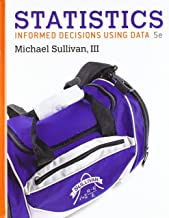 Statistics: Informed Decisions Using Data; Student Solutions Manual for Statistics: Informed Decisions Using Data; My StatLab Glue-in Access Card; ... Sticker for Glue-In Packages (5th Edition)