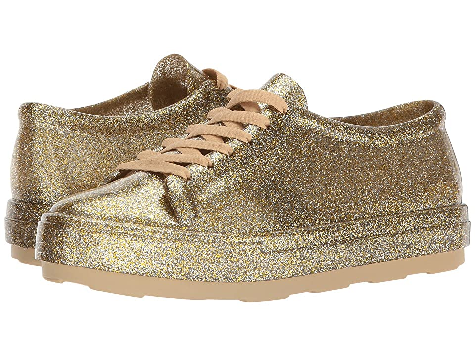 Melissa Shoes Be (Gold Fushion Glitter) Women