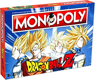 comprar comparacion DRAGON BALL- Monopoly Z Drago Ball Juego, Multicolor (ELEVEN FORCE 63683)