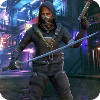Shadow Ninja Warriors Fighting Revolution Adventure Simulator 3D: Fight With Gangster Of Vegas Chaos In Town Battle Sim Survival Mission Games Free For Kids 2018