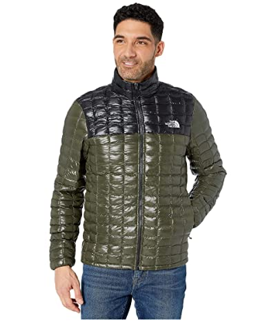 The North Face Thermoball Eco Jacket (New Taupe Green/TNF Black) Men