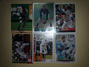 Ultimate Derek Jeter Card Collection Gift Set Lot. Includes Jeter 1992 Classic Draft Picks Rookie Card, 2012 Topps Archives Jeter, 2008 Upper Deck First Edition Jeter, 2007 Fleer Jeter, 2009 Upper Deck First Edition Jeter and His 2014 Bowman Card From His Last Season. Great Set Chronicles His HOF New York Yankees Career. Plus Bonus 2006 Topps Derek Jeter Rookie of the Week Baseball Card (1993 Draft Pick Reprint)