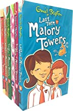 Enid Blyton'S Malory Towers 6 Books Collection Set Pack