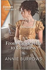 From Cinderella to Countess: A Regency Historical Romance (Harlequin Historical) Kindle Edition