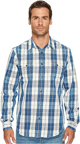 Lucky Brand - No Yoke Western Shirt