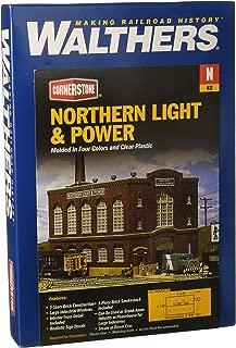 Walthers Cornerstone N Scale Model Northern Light & Power - Kit Train