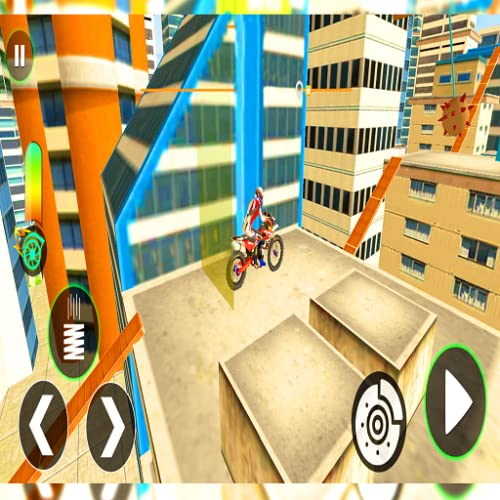 POV Mega Tricky Trials Moto-Bike-Stunt-Rennen: Ultimative Bike-Rennspiele 2020