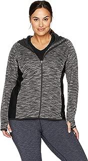 Women's Plus Size Optic Got It ii Hooded Jacket