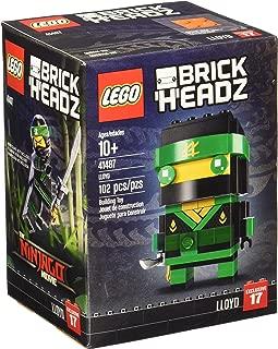 Best lego brickheadz ninjago lloyd Reviews