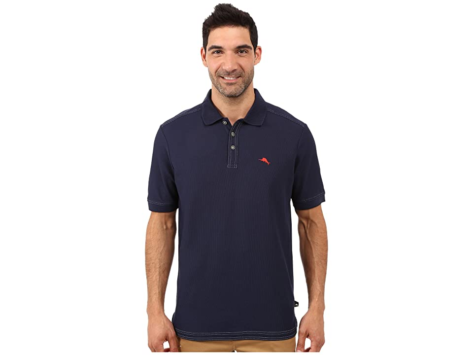Tommy Bahama The Emfielder Polo Shirt (Blue Note) Men