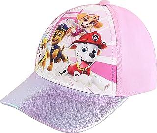 Disney Toddler Hat Ages 2-4, Paw Patrol Kids Baseball Cap, Pink, Toddlr Girls