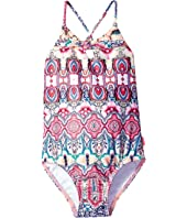 Seafolly Kids - Mermaidia Tank Top (Toddler/Little Kids)