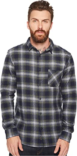Quiksilver - Fatherfly Brushed Flannel