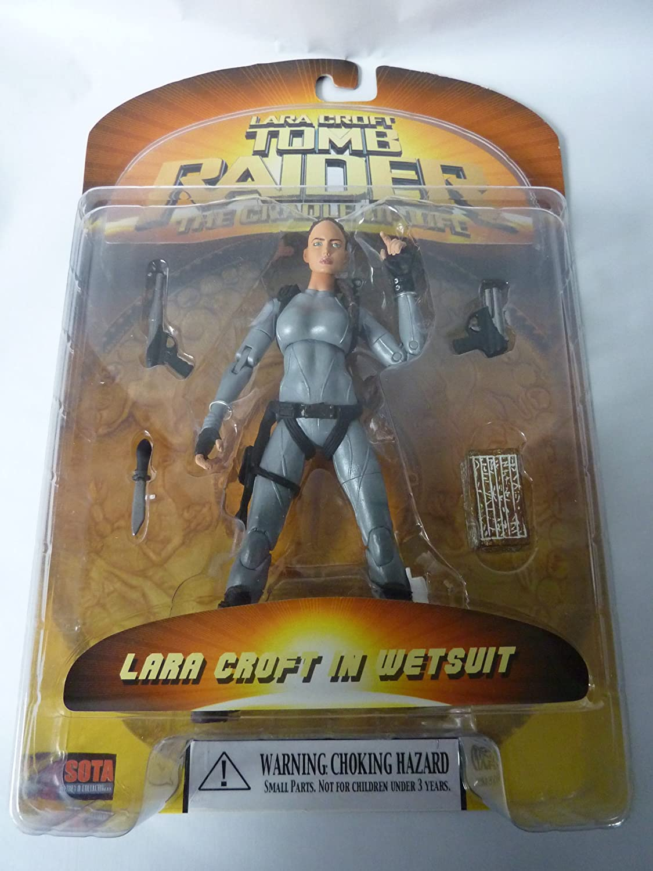 Tu satisfacción es nuestro objetivo Sota 6  Acción Acción Acción Figura 00011 - Lara Croft Tomb Raider - In Wetsuit  cómodo