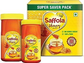 Saffola Honey-100% Pure, Super Saver Pack, 1.5 kg