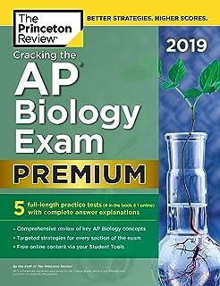 Cracking the AP Biology Exam 2019 (Premium Edition)