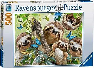 Ravensburger 14790 - Sloth Selfie Puzzle 500pc Jigsaw Puzzle