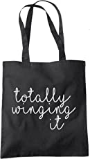 Totally Winging It - Tote Shopper Fashion Bag