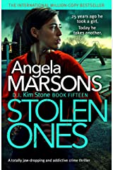 Stolen Ones: A totally jaw-dropping and addictive crime thriller (Detective Kim Stone Crime Thriller Book 15) (English Edition) Formato Kindle