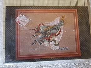 Angel of Light Cross Stitch Pattern