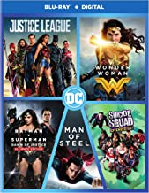 DC 5-Film Collection (5Pk Col) (BD)