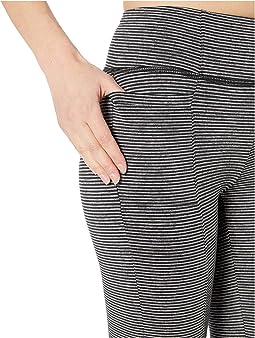 Black Marled Stripe