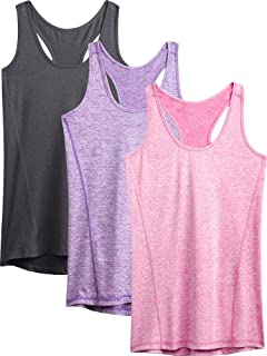 Women's Racerback Yoga Workout Tank Top