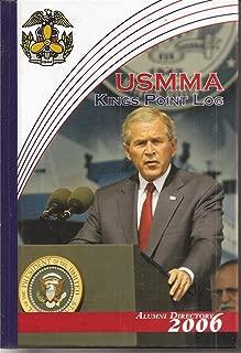 USMMA Kings Point Log Alumni Directory 2006