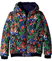 Kenzo Kids - Reversible Jacket (Big Kids)