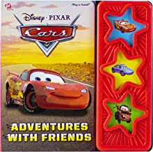 Disney Pixar Cars - Adventures with Friends Sound Book - PI Kids