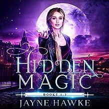 Complete Hidden Magic Trilogy
