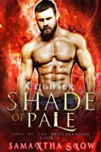 A Lighter Shade Of Pale: A Vampire Pregnancy Romance (Brotherhood Of Sons Book 2)