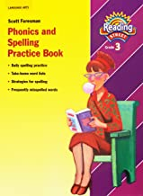 READING 2010 (AI5) PHONICS AND SPELLING PRACTICE BOOK GRADE 3