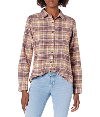 Carhartt Rugged Flex Relaxed Fit Flannel Plaid Shirt