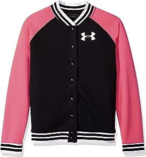 Girls Fleece Graphic Bomber sweatshirts