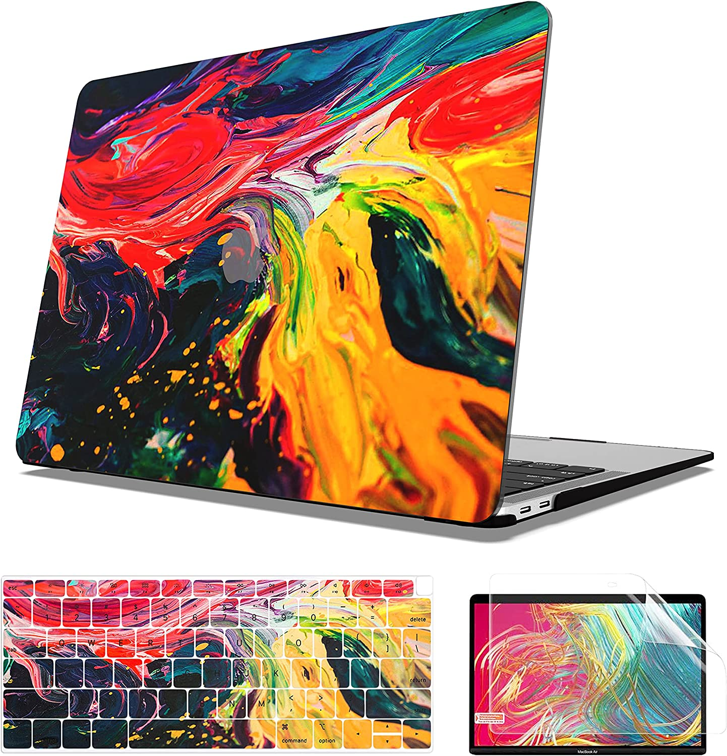 AOGGY Compatible with MacBook Air Direct stock discount 13 Case 2020 Max 90% OFF 2019 2018 inch Re