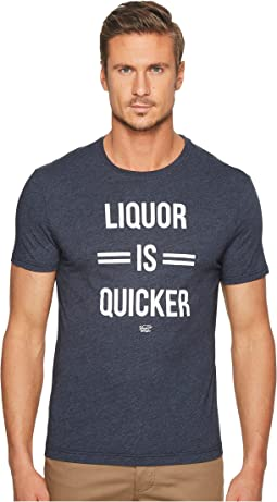 Original Penguin - Short Sleeve Liquor Is Quicker Tee